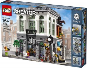 Banque de briques modulaire